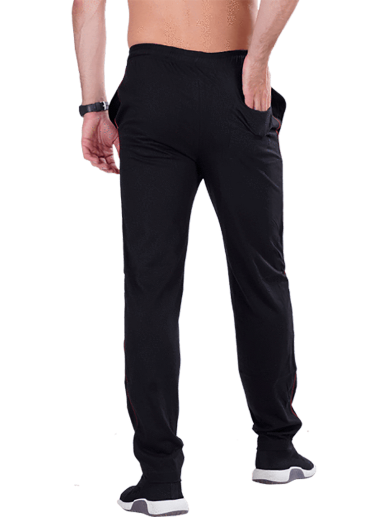 Track pants for men - Navy