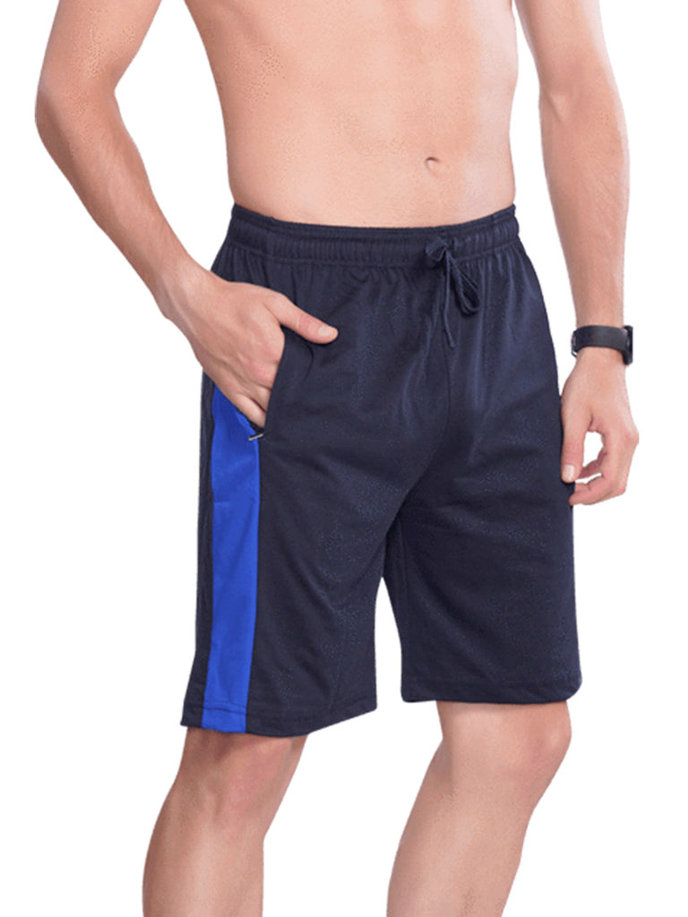 Men's Sports Shorts- Black