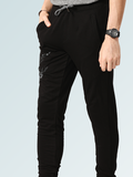 Black Panther Men's Joggers - Black - Sporto
