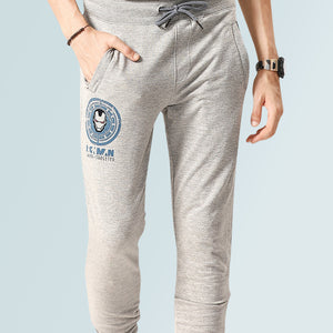 Iron Man Men's Joggers - Grey