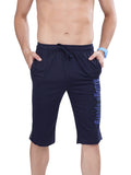 Slate Grey Men's Capri