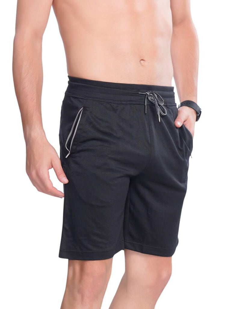 Stylish Men's shorts - Grey