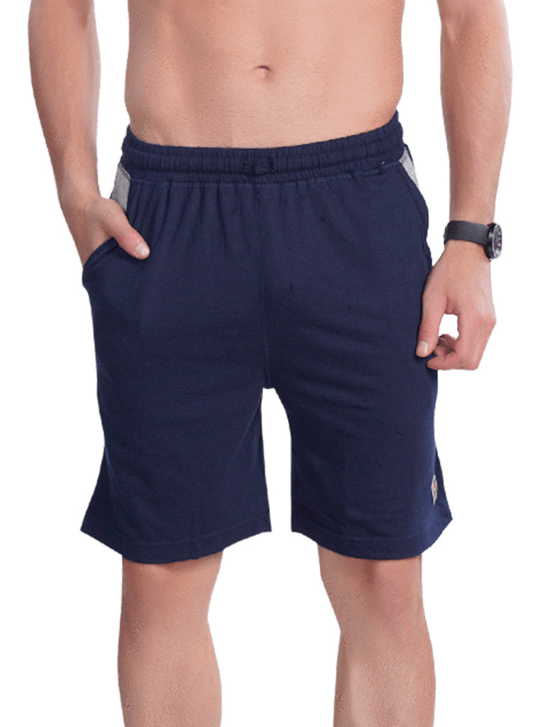 Men's Pocket Shorts - Blue