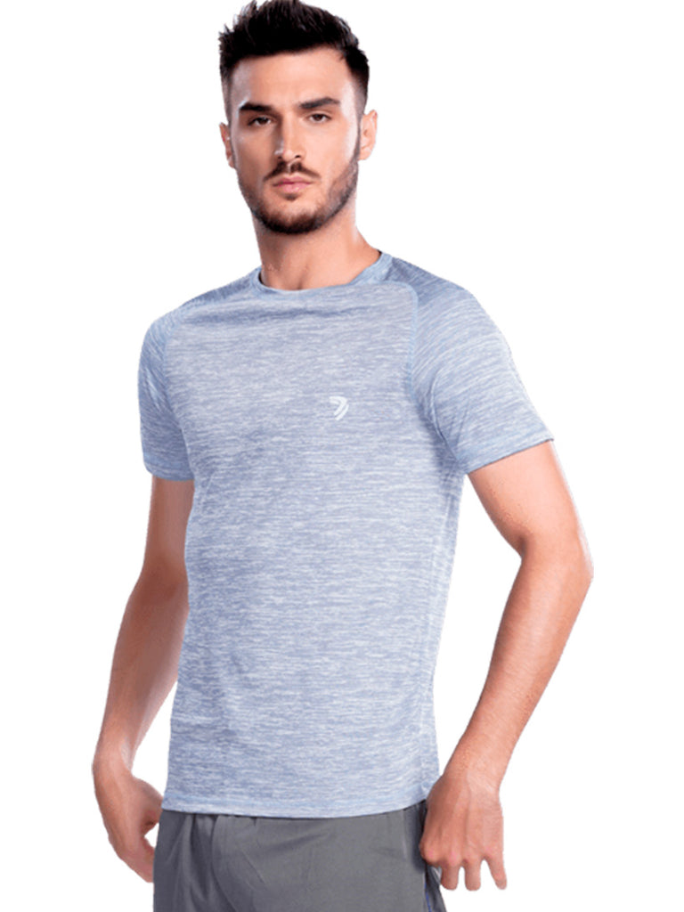 Men's Jersey T-Shirt- Grey