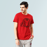 Iron Man T-shirt - Red