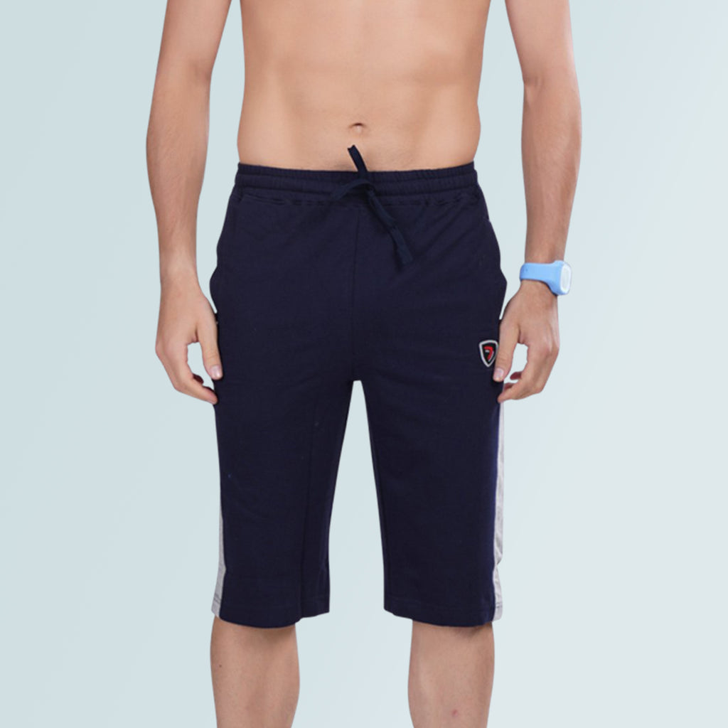 Navy Men's Capri