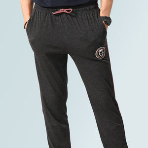 Iron Man Track Pants - Dark Grey