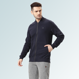 Bomber Jacket- Grey - Sporto