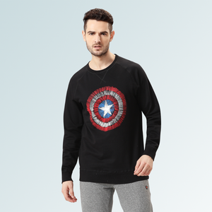 Marvel Sweatshirt- Captain America - Sporto