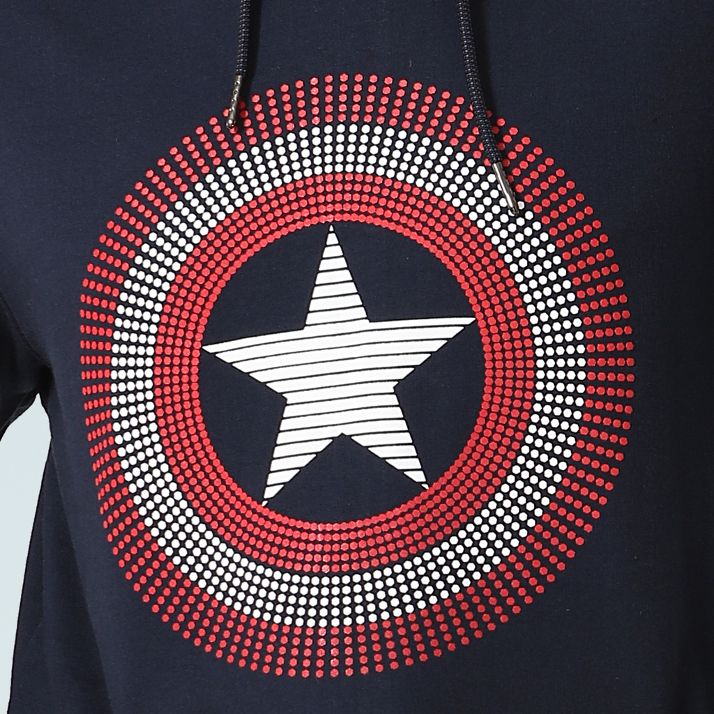 Marvel Hoodie Sweatshirt For Men