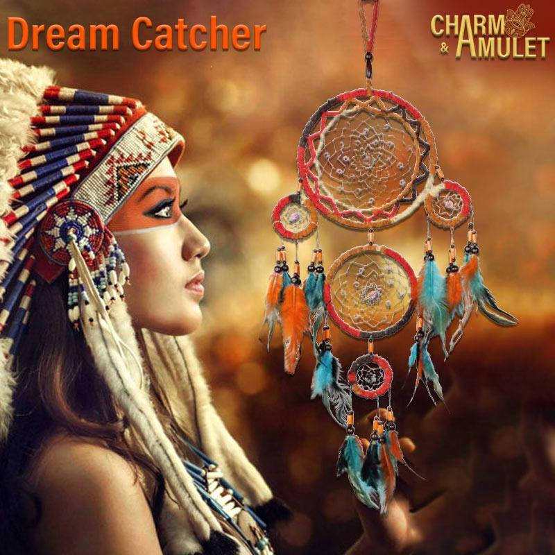 Buy Large Dream Catcher on sale | Charm and Amulet