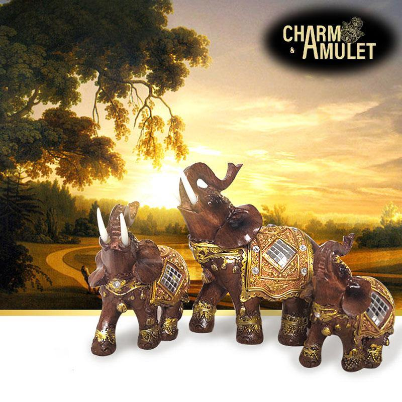 Buy Lucky Elephant Statue cheap   Charm and Amulet