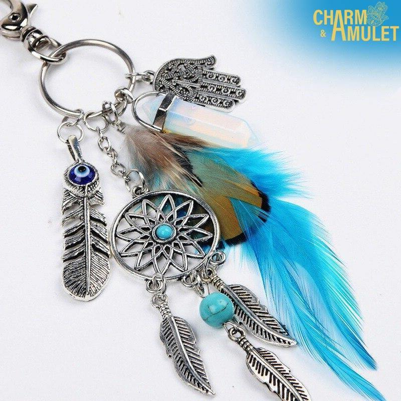 Buy Lucky Keychain on sale | Charm and Amulet