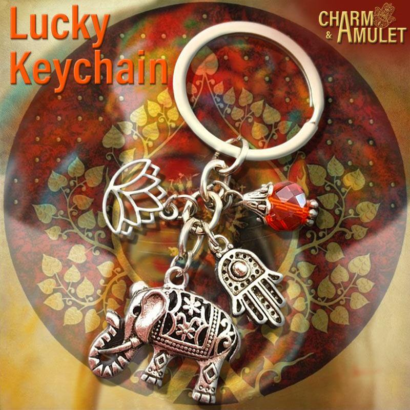 Buy Indian Keychain | Charm and Amulet