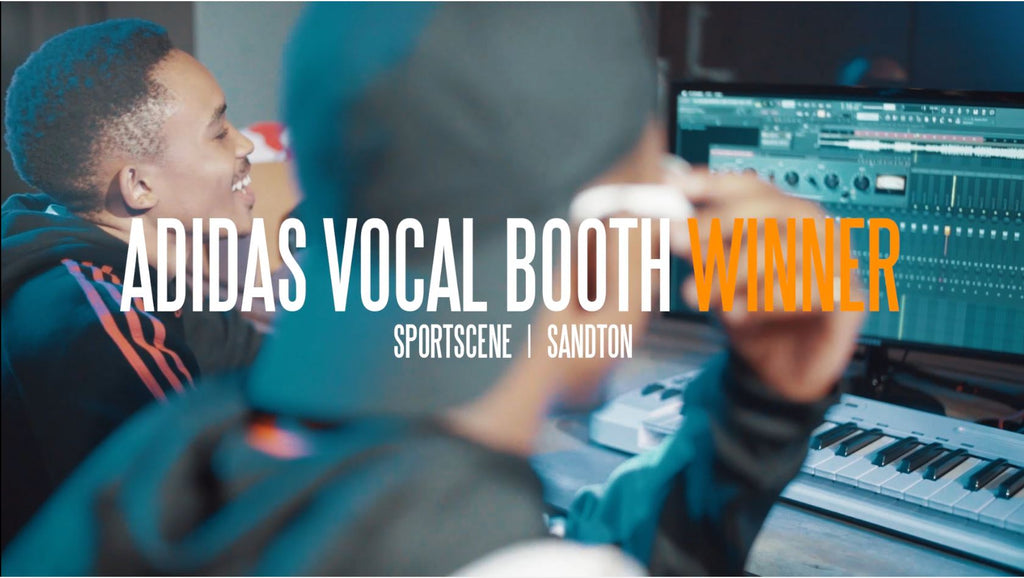 Adidas Vocal Booth Campaign 2019