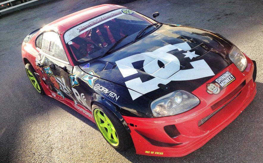 Toyota Supra The Choice For Drifters In Europe 101 Squadron