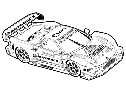 The Livery Colouring Book Edition Is Coming Soon