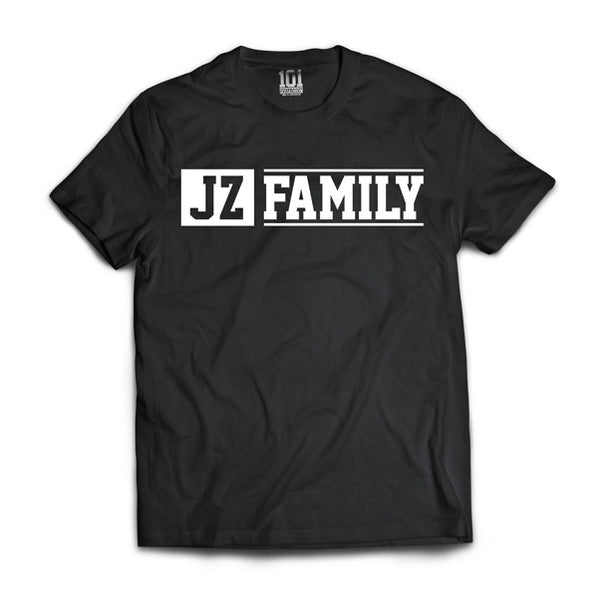 JZ Family Shirt - Black