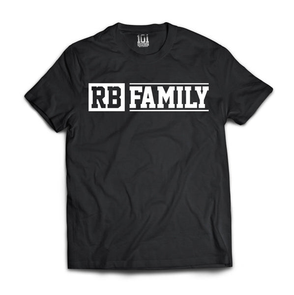 RB Family Shirt - Black