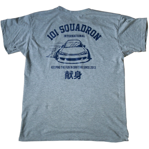 International Tee - Grey