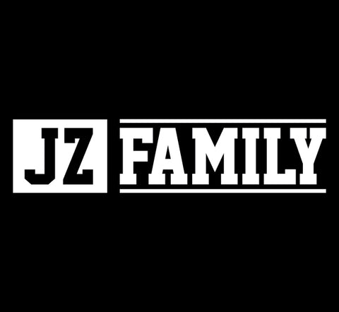 JZ FAMILY WHITE DIE CUT