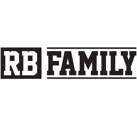 RB Family Sticker