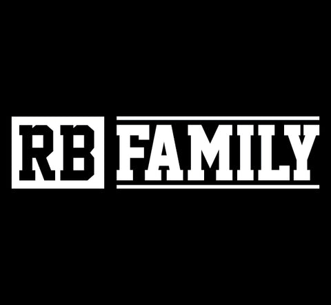RB FAMILY WHITE DIE CUT