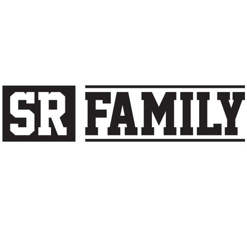SR Family Sticker
