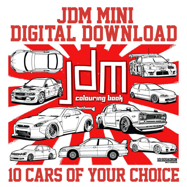 JDM MINI DIGITAL DOWNLOAD