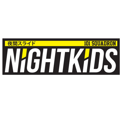 Nightkids sticker