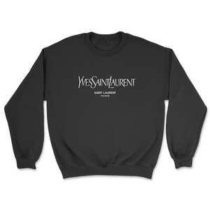 ORIGINAL FIT YVES CREWNECK SWEATSHIRT