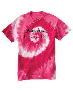 BORN AGAIN PINKS TEE
