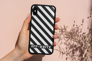 OW STRIPES IPHONE CASE