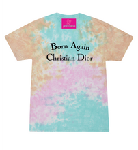 Load image into Gallery viewer, BORN AGAIN PASTEL CRUSH TEE