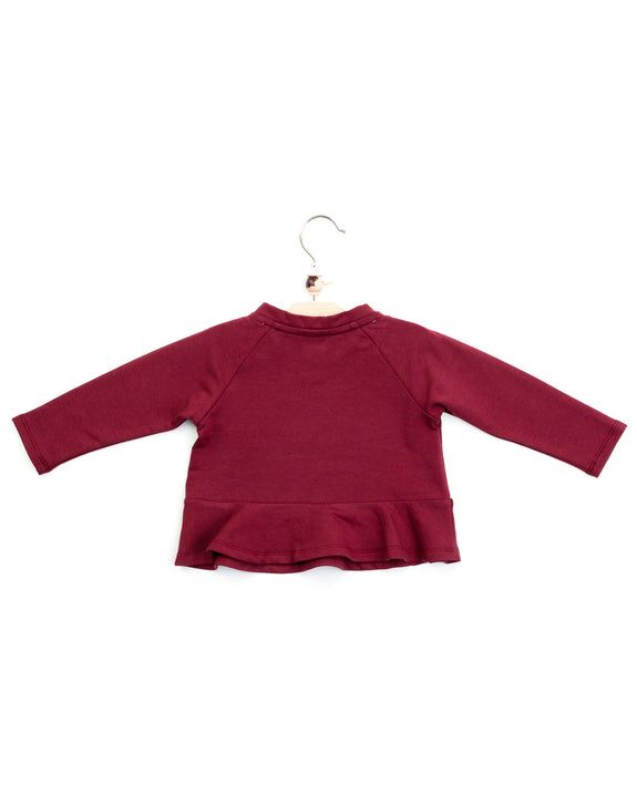 allegra crop top | malava