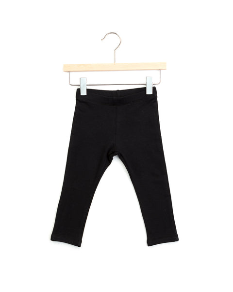 mela leggings | black
