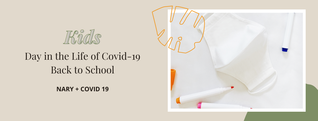 Kids: Day in the life of COVID-19 Back to School