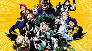 7 Reasons To Start My Hero Academia