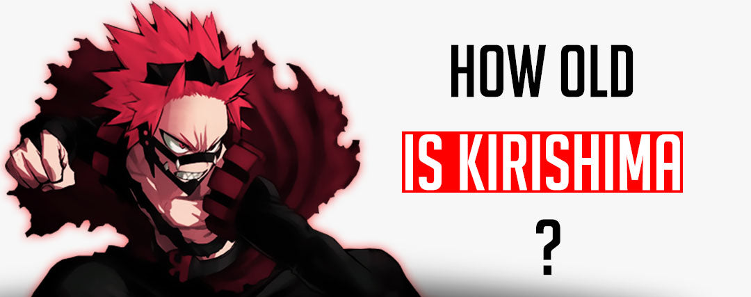 how old is kirishima
