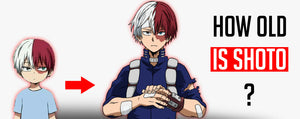 How old is Todoroki ?
