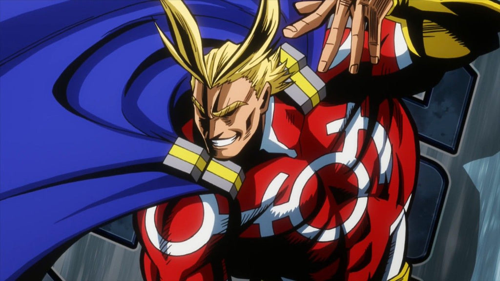 all might age