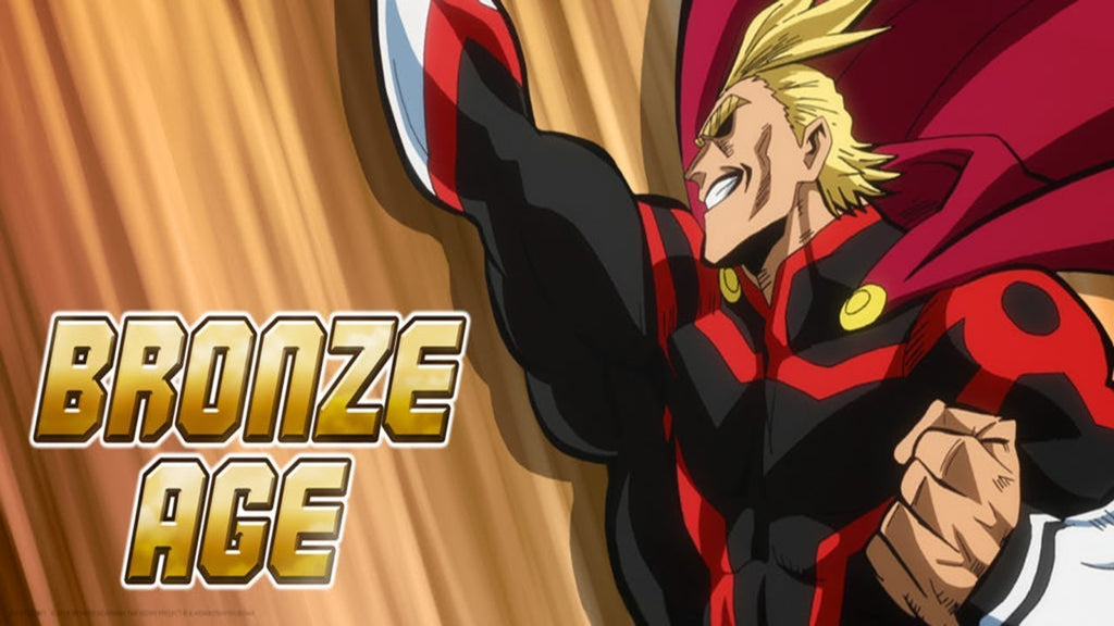all might bronze age