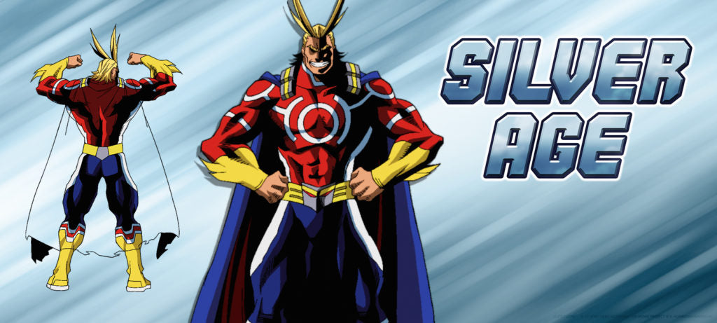 all might silver age
