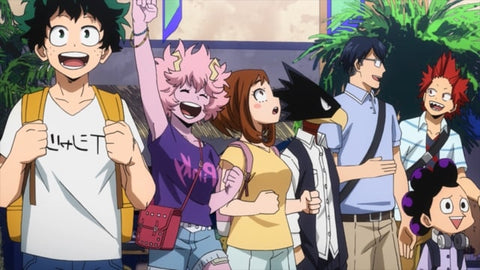 deku shirt meaning