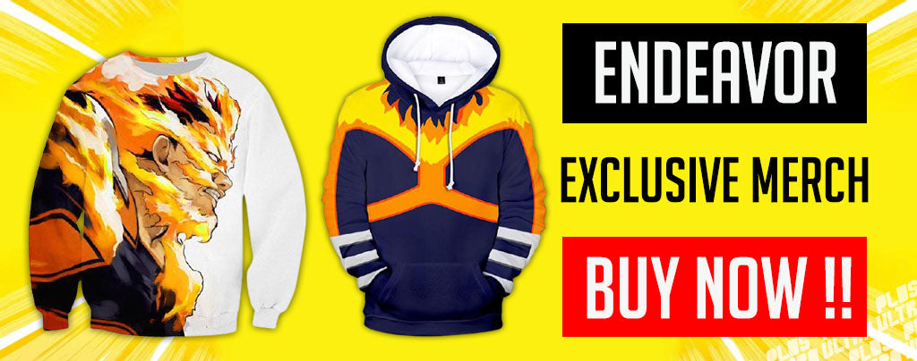 endeavor merch