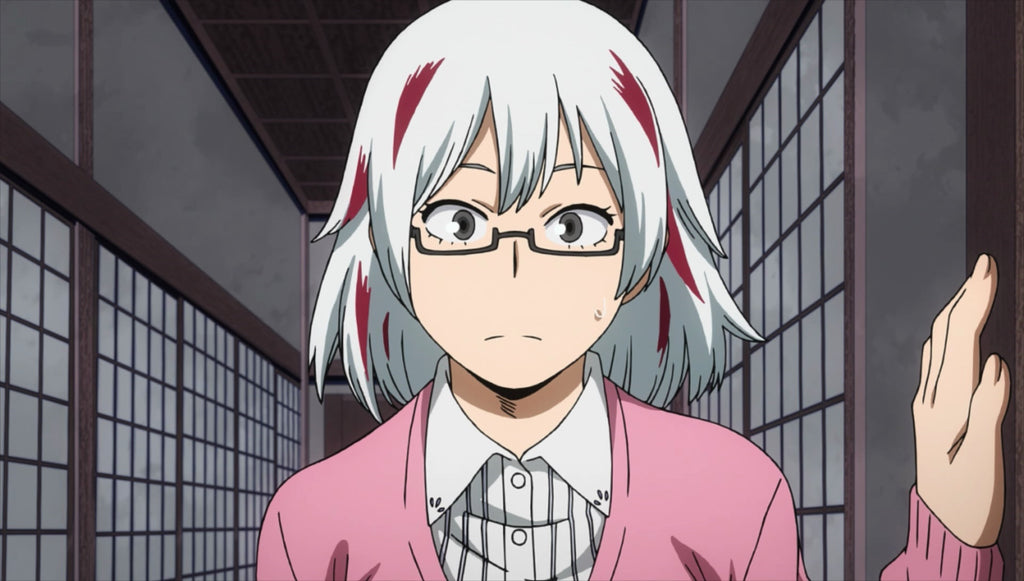 how old is fuyumi todoroki