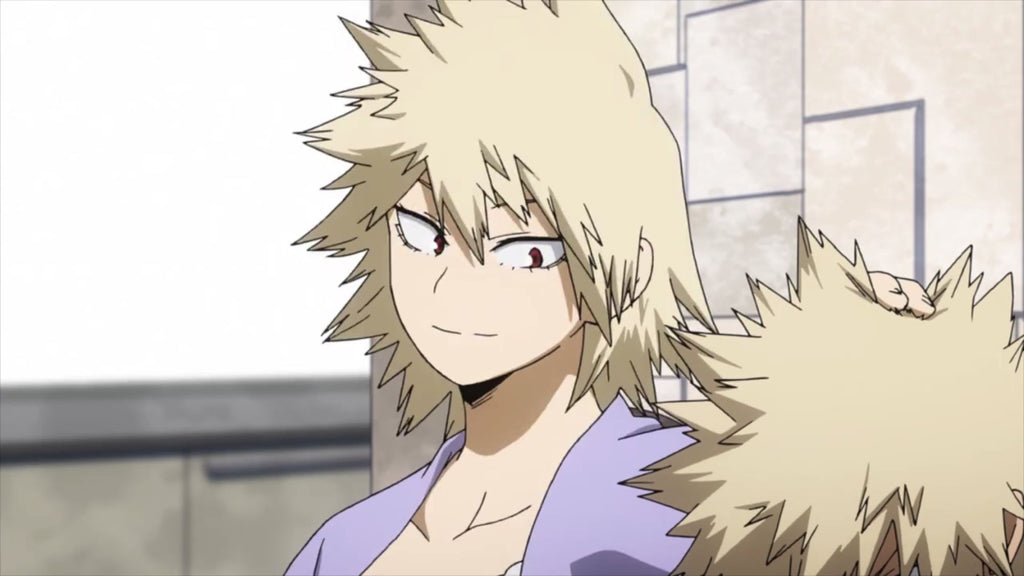 how old is mitsuki bakugo