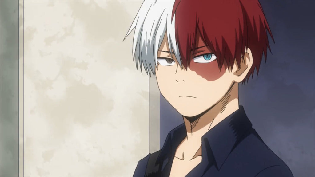 how tall is shoto todoroki