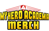 my hero academia merch