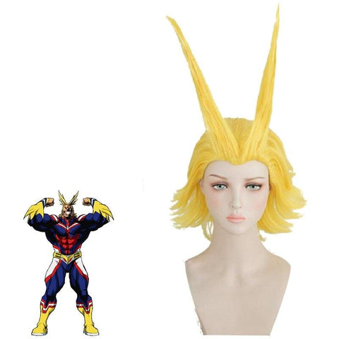 all might wig